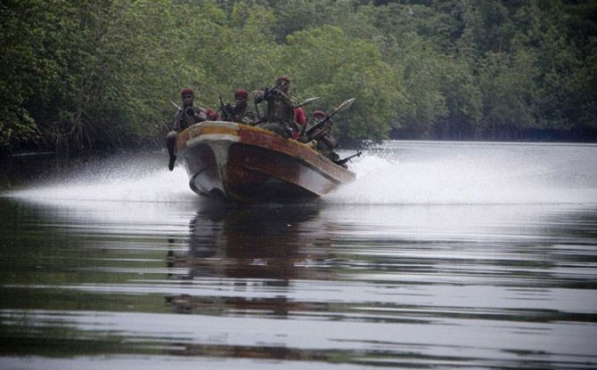Нефтяные пираты